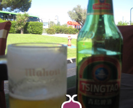 Cerveza china Tsingtao: Ingredientes naturales de gran sabor